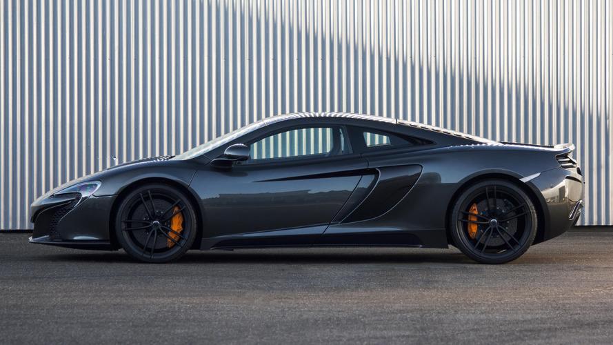Gemballa tunes the McLaren 650S to 670 hp