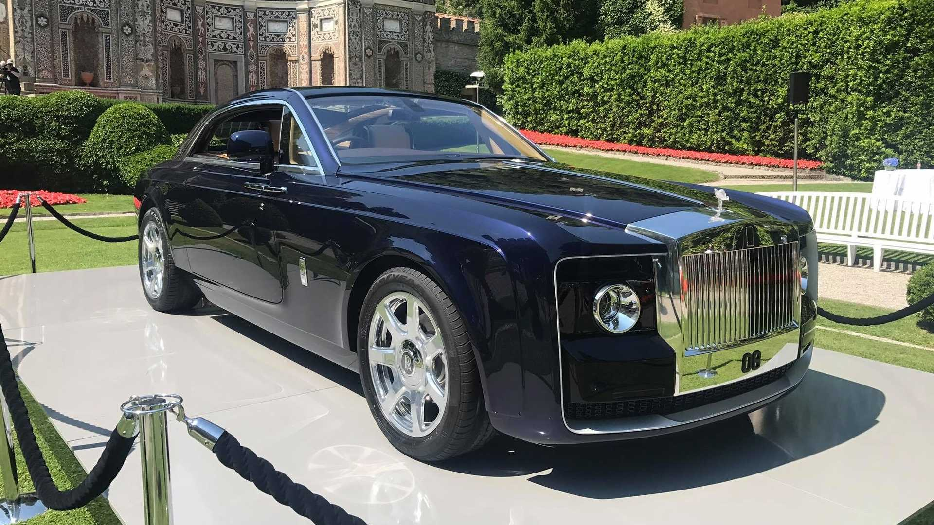 Rolls Royce Phantom 2019 >> Rolls-Royce Says Sweptail Likely The Most Expensive New Car Ever