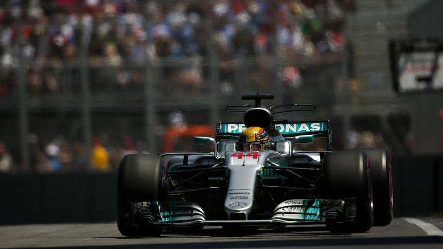 Lewis Hamilton GP du Canada