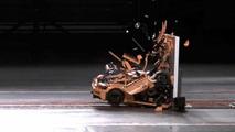 Crash-test Porsche 911 GT3 RS Lego