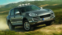Porsche Announce Cayenne S Transsyberia Special Edition for 2009 Model Year