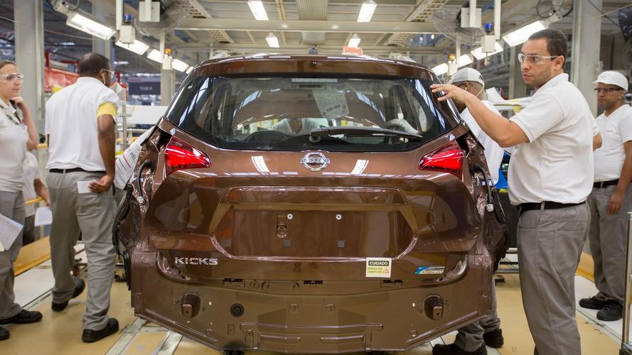 Com o Kicks nacional, Nissan comemora 3 anos da fábrica de Resende (RJ)