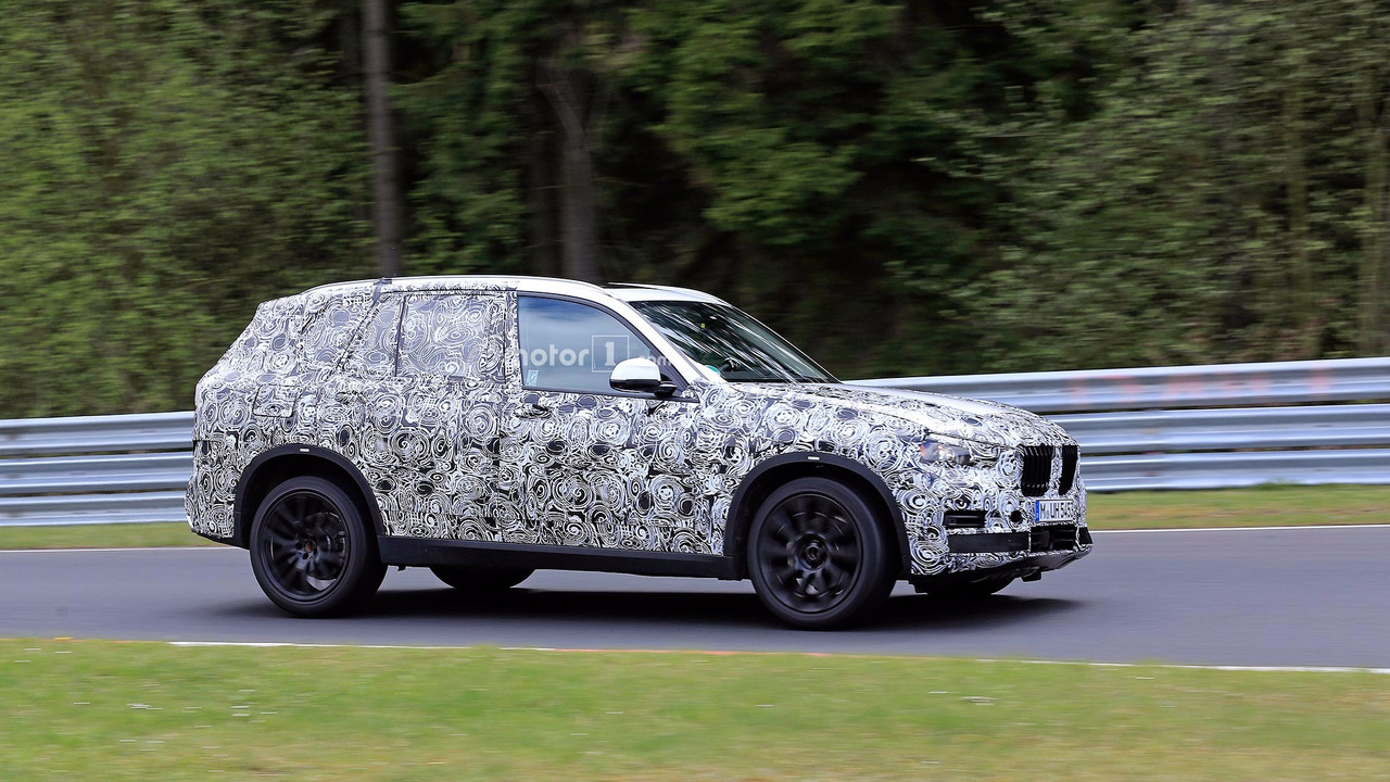 2018 - [BMW] X5 IV [G05] - Page 2 Bmw-x5-spy-photos