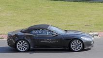 2018 Aston Martin DB11 Volante ve Coupe casus fotoğrafları