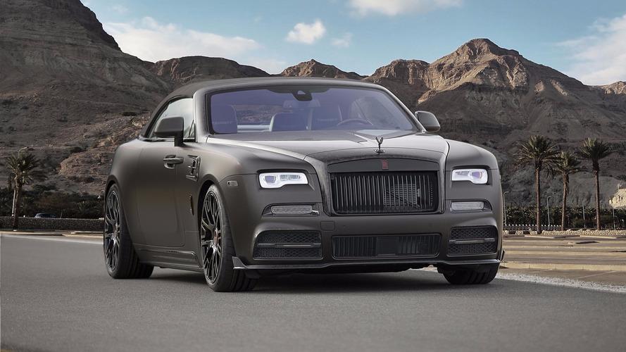 Rolls Royce Dawn par Mansory