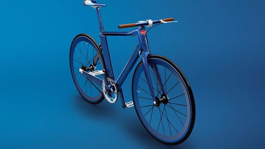 Ce vélo Bugatti coûte 36 000 euros !