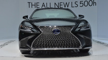 Lexus LS 500h Multi Stage Hybrid