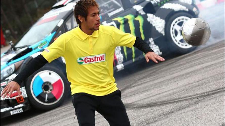 Neymar Jr. parla di Ken Block, intervista esclusiva