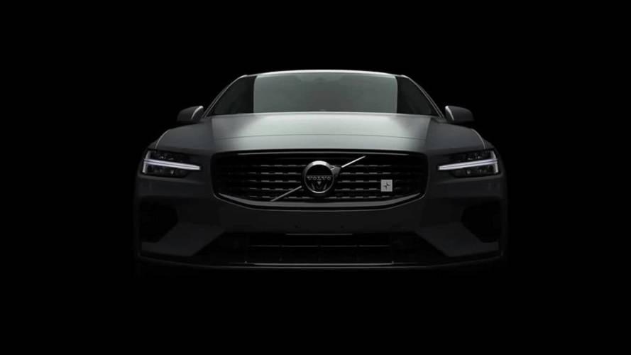 2019 Volvo S60 Teaser Video Shows Range-Topping Model