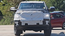 2020 Ram Power Wagon Spy Photo