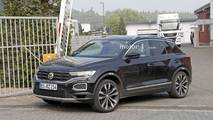 Volkswagen T-Roc R 2018: nuevas fotos espía