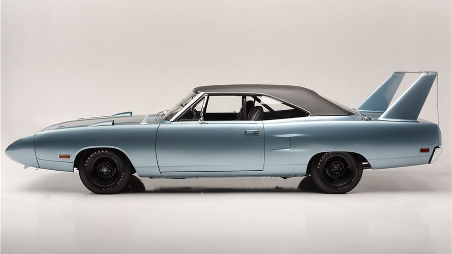 1970 Plymouth Superbird owned by the EPA heading to auction