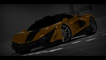 Shimmy Specter GT3 Concept by Shimmy Design