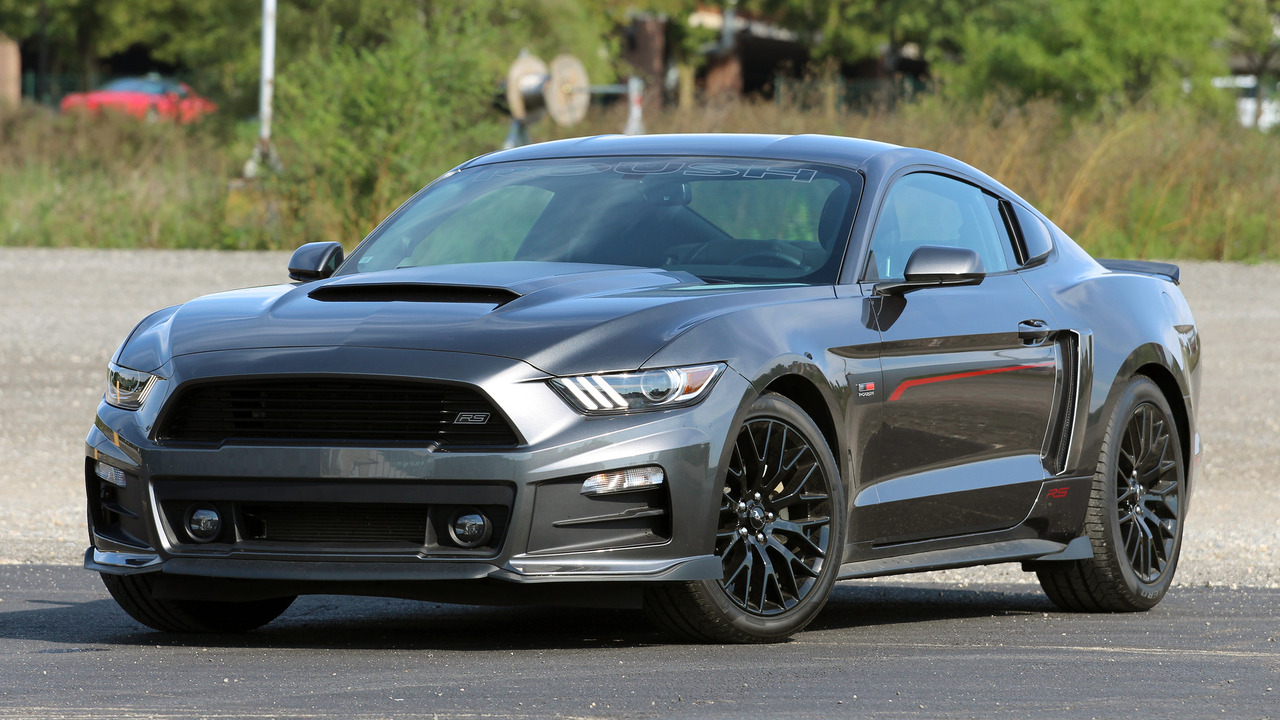 Ford Mustang Ecoboost >> Review: 2017 Roush RS Mustang