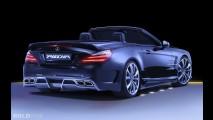 Piecha Design Mercedes-Benz SL R231 Avalange GTR
