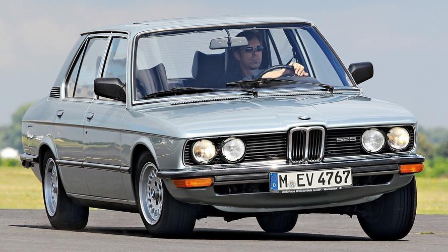 Vidéos - Une rétrospective des précédentes générations de la BMW Série 5