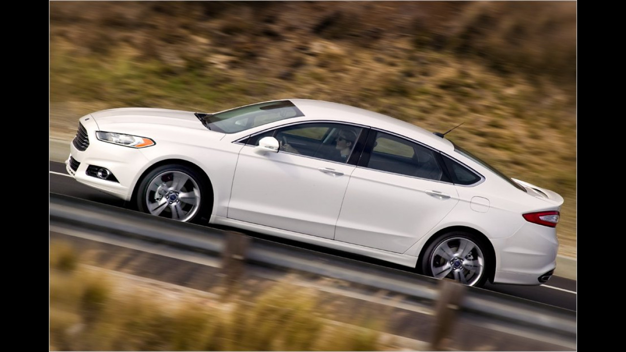 Ford Fusion (USA)