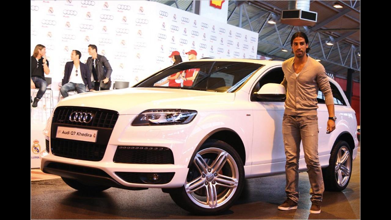 Sami Khedira: Audi Q7