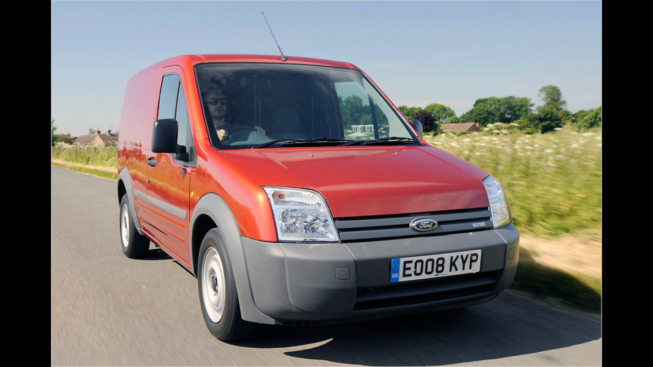 Flop: Ford Transit Connect