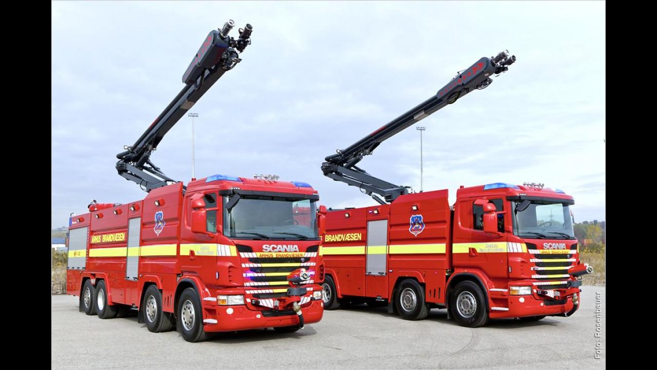 Scania ILF 8200/5000 HRET Arhus