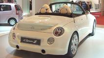 Daihatsu Copen ZZ Concept at Paris