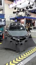 Hyundai Elantra Coupe Zombie Survival Machine 13.7.2012