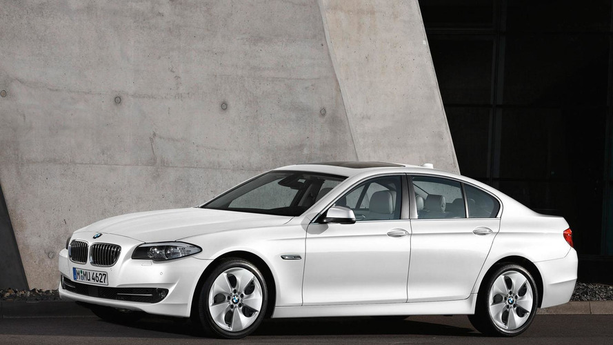 BMW 520d EfficientDynamics Edition announced