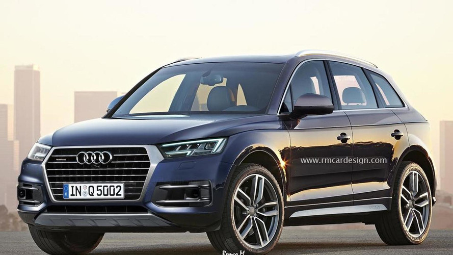 Rumors indicate Audi Q5 to get 400-hp RS model