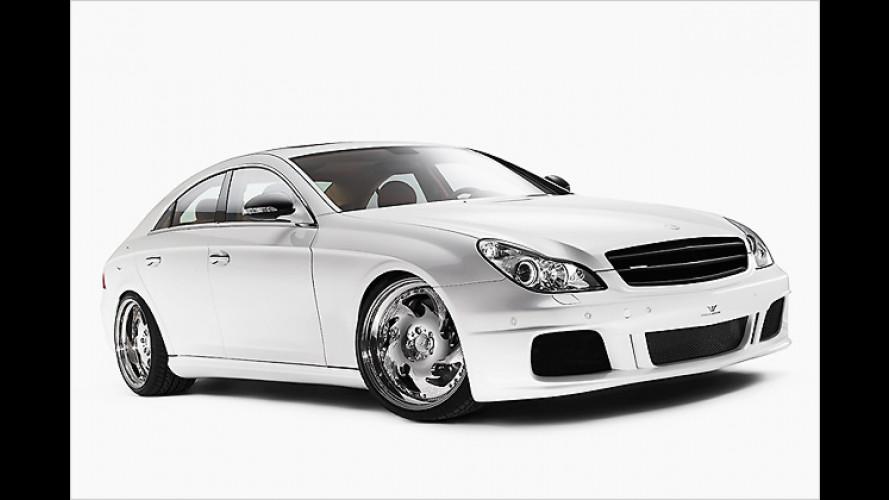 wheelsandmore powert den Mercedes CLS AMG