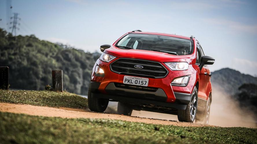 Ford EcoSport fica R$ 1.500 mais caro em novo aumento de preços