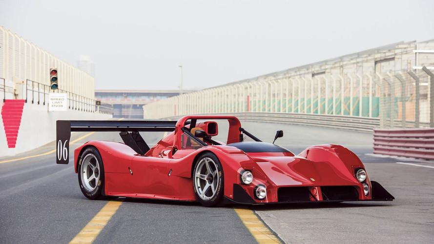 Kalapács alá kerül a valaha készített egyik legkülönlegesebb Ferrari