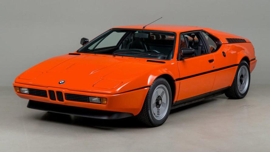 Közel 200 millió forintért bárki lecsaphat erre az 1980-as BMW M1-re