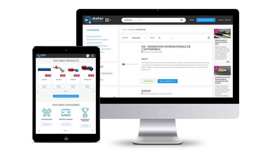Autosport lance MotorMarket.com