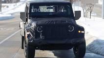 2019 Jeep Scrambler Spy Photo