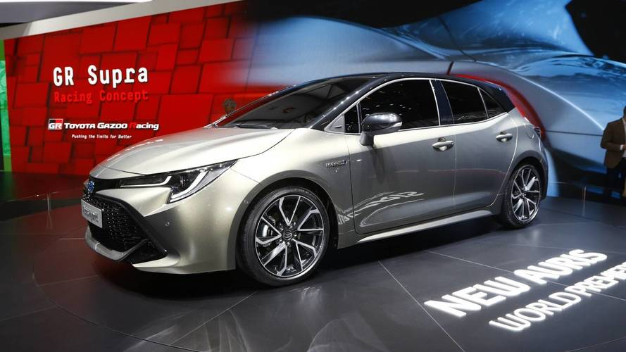 New Toyota Auris is a pleasant Geneva surprise
