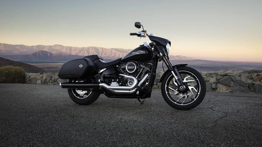 Second Look: 2018 Harley-Davidson Sport Glide