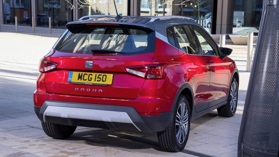 2018 Seat Arona Review Form And Function