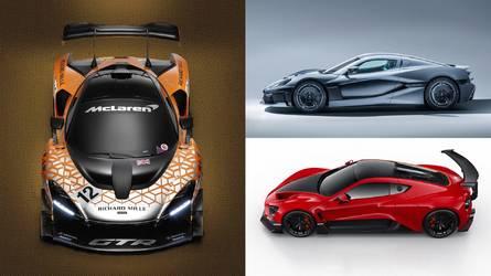 Los 10 coches más potentes de Ginebra, ¿exageran sus fabricantes?
