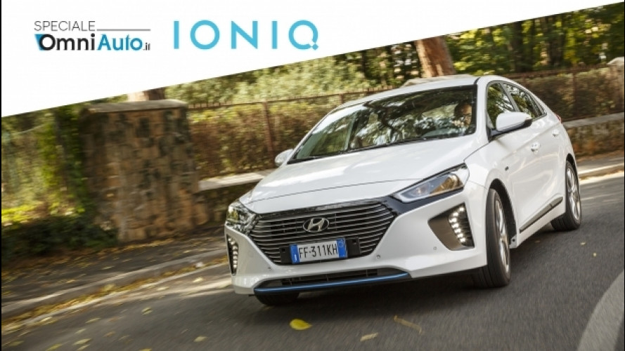 Hyundai Ioniq, scopriamo tutti i vantaggi dell'ibrido [VIDEO]