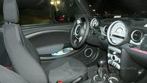 Mini Cabrio Spied Again