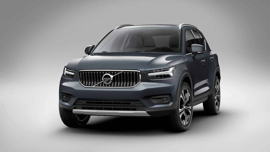 Volvo Confirms XC40 Inscription And V60 U.S. Premieres In New York