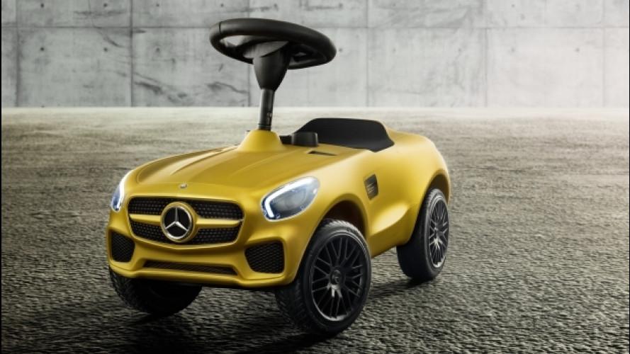 Mercedes AMG GT Bobby-Car, una piccola per sognare in grande