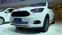 Ford Ka Trail at 2016 Sao Paulo Motor Show