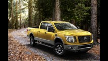 Nissan inicia produção da nova geração da picape Titan