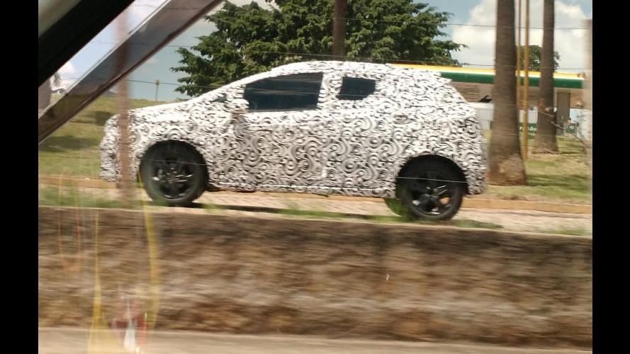 Honda WR-V: