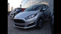 Apesar da queda nas vendas, New Fiesta sobe de preço mais uma vez