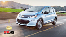 Chevy Bolt Motor Trend COTY