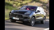 Recall: Porsche chama Cayenne de volta às lojas no Brasil por problema nos freios