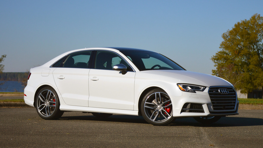 2017 Audi S3 First Drive: Killer tech improves a sound driving machine