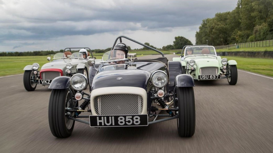 Caterham Seven SuperSprint - Déjà toutes vendues !